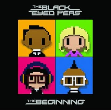 Black Eyed Peas - The Beginning (DeLuxe Edition)