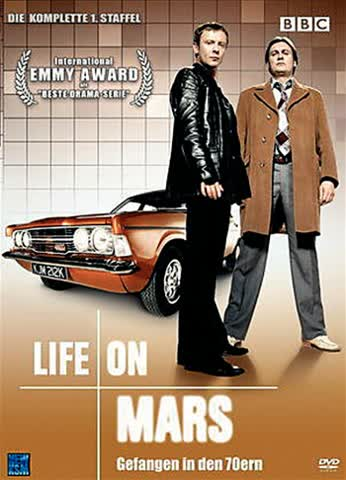 Life on Mars - Gefangen in den 70ern - Staffel 1