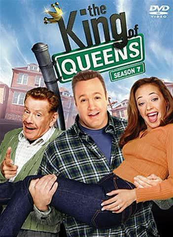 King of Queens - Season 7 (4 DVDs)