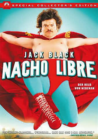 Nacho Libre (Special Collector's Edition)