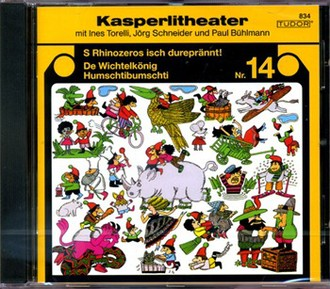 Kasperlitheater 14 - Rhinozeros/Humschtibumschti