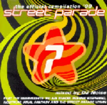 Various - Street Parade 98 The Official Compilation
