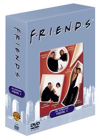 DVD FRIENDS STAFFEL 2