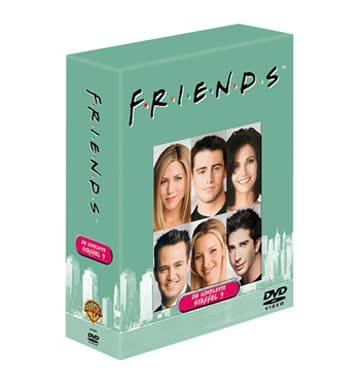 Friends - Die komplette neunte Staffel (4 DVDs)