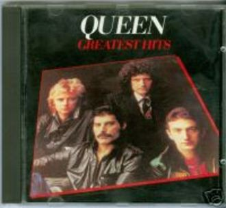 Queen - Queen Greatest Hits