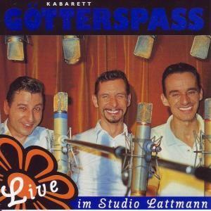 Kabarett Götterspass - Live im Studio Lattmann