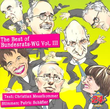 The Best of Bundesrat-WG Vol.3 (Radio 24)
