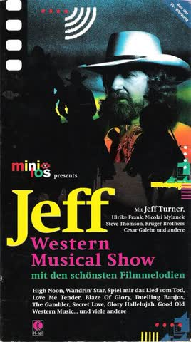 Jeff Turner - Jeff Western Musical Show