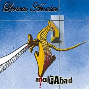 Liricas Analas - Analfabad
