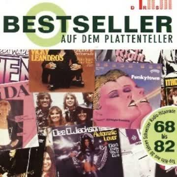 Diverse Oldies - Bestseller auf dem Plattenteller 68-82