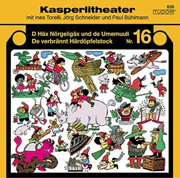 Kasperlitheater Nr. 16
