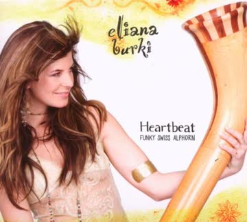 Eliana Burki - Heartbeat