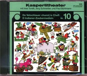 Kasperlitheater 10; Velochlauer/Indianer-Z-Medi