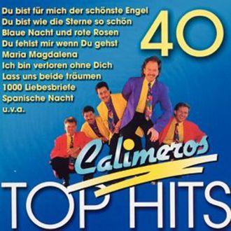 Calimeros - 40 Top Hits