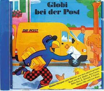 Globi, Folge 065 - Globi bei der Post