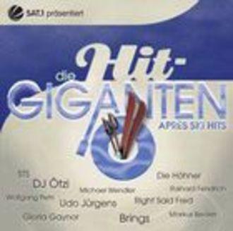 Sampler - Die Hit Giganten - Apres Ski Hits