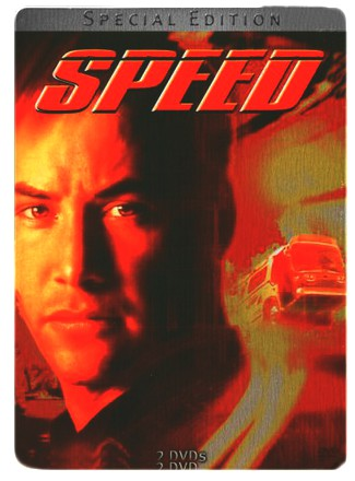 Speed (Steelbook) [Special Edition] [2 DVDs]