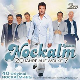 Nockalm Quintett - 20 Jahre Auf Wolke 7