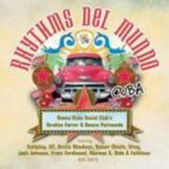 Rhythms Del Mundo - Rhythms Del Mundo Cuba (Slidepac)