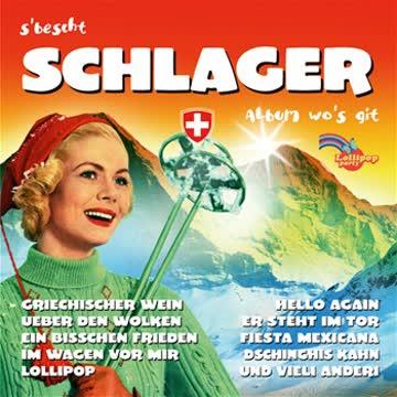 Sampler - S'bescht Schlager Album Wo's Git