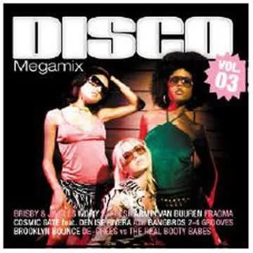 Various - Disco Megamix Vol.3