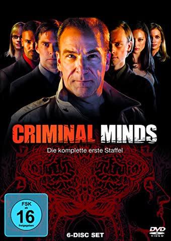 Criminal Minds - Die komplette erste Staffel [6 DVDs]