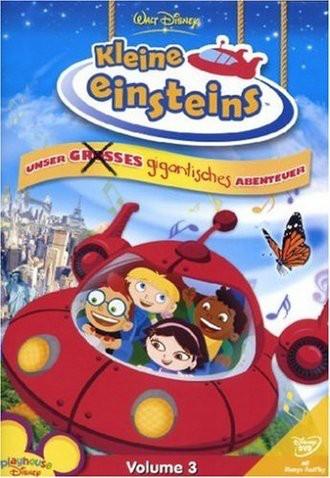 Disney's Kleine Einsteins - Unser (Grosses) Gigantisches Abenteuer! Vol. 3