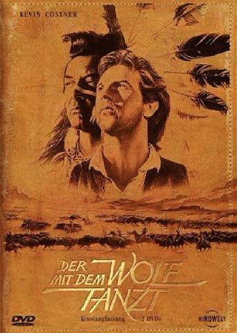 Der mit dem Wolf tanzt [2 DVDs]