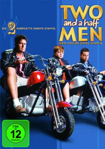Two and a Half Men - Komplette zweite Staffel