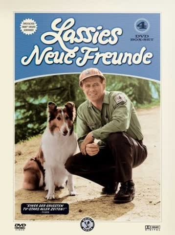 Lassies neue Freunde, Box 1 (4 DVDs)