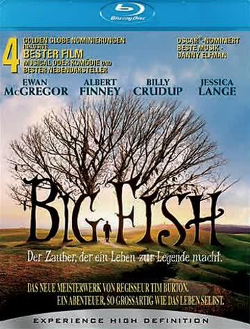 Big Fish (BLU-RAY)