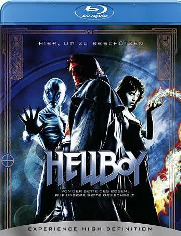 Hellboy - Director's Cut (Blu-ray)