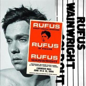 Wainwright Rufus - Rufus Does Judy At Carnegie Hall