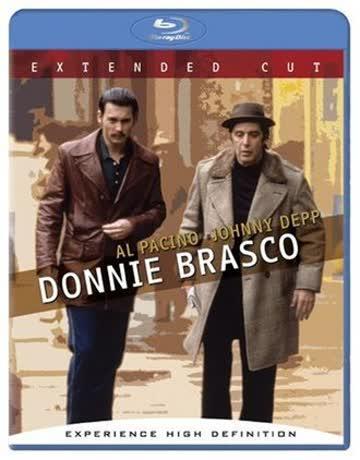 Donnie Brasco [Blu-ray] [US Import]