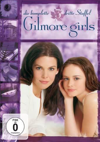 DVD GILMORE GIRLS STAFFEL 3
