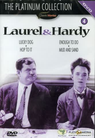 Laurel & Hardy 4 - The Platinum Collection