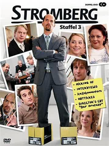 Stromberg - Staffel 3 [2 DVDs]