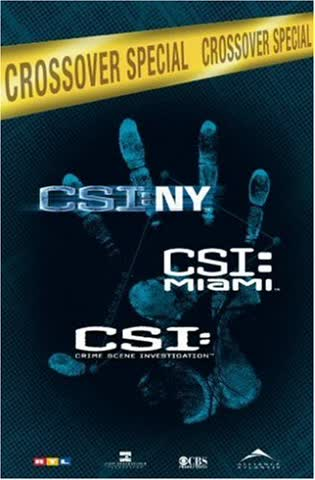 CSI - Crossover Special - Metalpack (3D Hologramm) [Limited Edition]