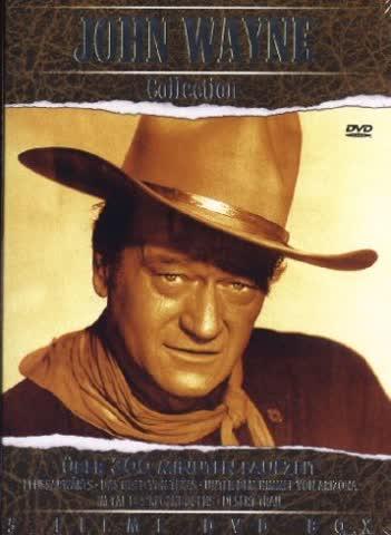 John Wayne Collection [DVD] (2007) Wayne, John