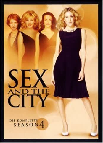 Sex and the City: Season 4 [3 DVDs]