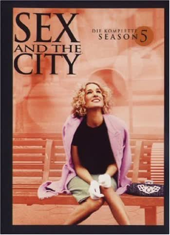 Sex and the City: Season 5 [2 DVDs]