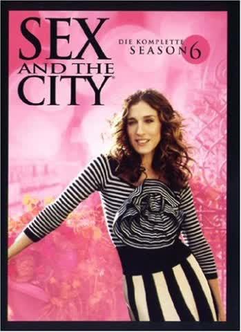 Sex and the City - Die komplette Season 6 - DVD