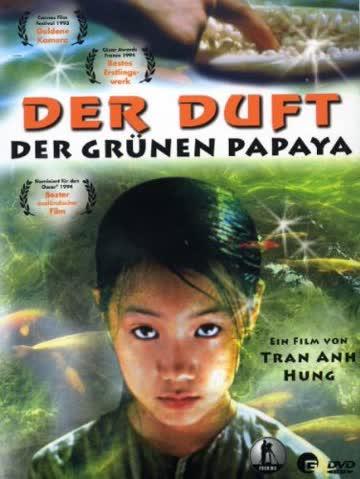 Der Duft der Gruenen Papaya [Import allemand]