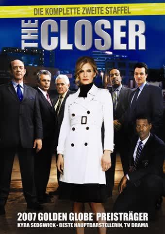 The Closer - Die komplette zweite Staffel [4 DVDs]
