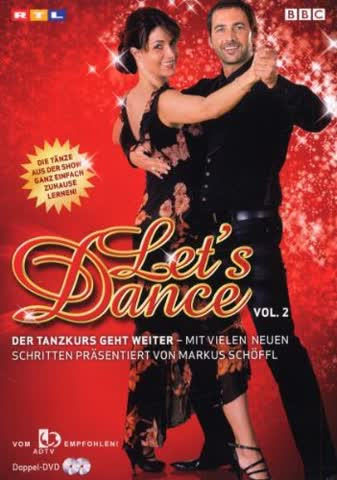 Let's Dance - Der Tanzkurs Volume 2