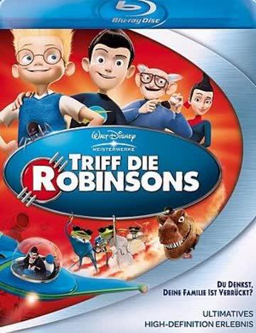 Triff die Robinsons [Blu-ray]
