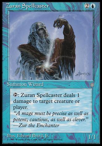 Eiszeit - Zuranischer Zaubermeister