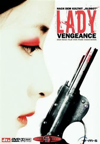 Lady Vengeance (Einzel-DVD)