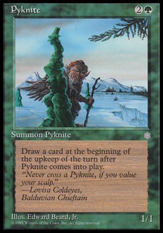 Eiszeit - Pyknit