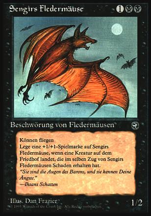 Heimatländer - Sengirs Fledermäuse